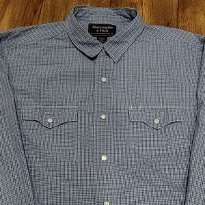 Abercrombie & Fitch man's shirt